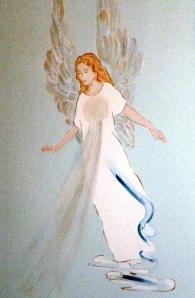 Lady Hope mural
