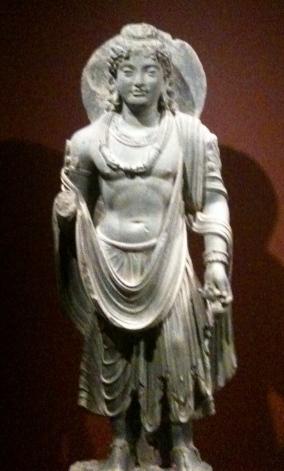 Maitreya Buddha standing
