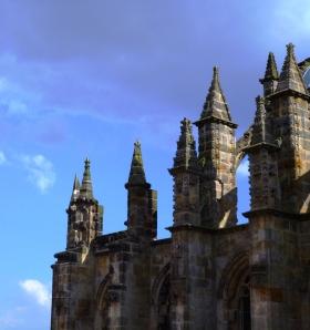 Rosslyn turrets