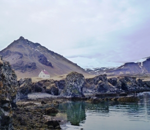 Journey to Snaefellsjokull
