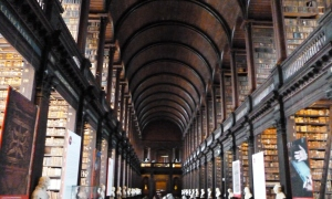 Trinity College library best jpg