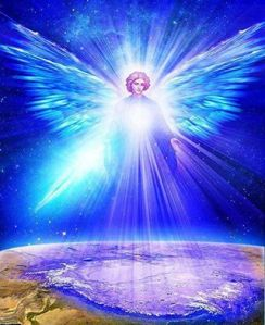 Archangel Michael heals the earth