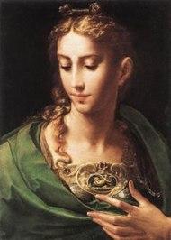 Pallas_Athena_by_Parmigianino