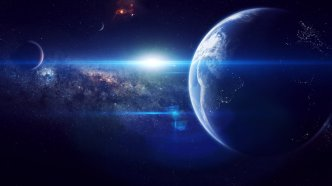 Holograph planet-earth-stars-space-earth-art-universe-nebula-space_p