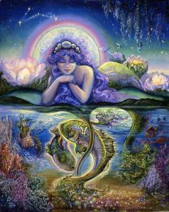 Pisces goddess