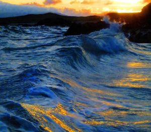 beautiful ocean iona coastline_n